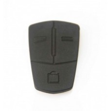VAUXHALL OPEL HOLDEN Corsa Astra Vectra Zafira Remote Key 3 Button Rubber Pad