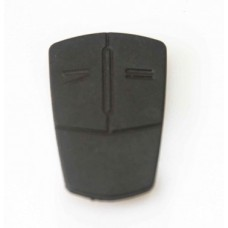 VAUXHALL OPEL HOLDEN Corsa Astra Vectra Zafira Remote Key 2 Button Rubber Pad