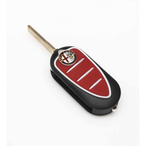 Alfa Romeo Mito Giulietta GTO 159 3 Button Remote Key Fob Case