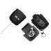 Audi A2 A3 A4 A6 A8 3 Button KEY FOB REMOTE CASE SHELL for Battery 2xCR1620