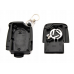 Audi A2 A3 A4 A6 A8 2 Button Key Fob Remote Key Control Shell