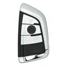 BMW X5 F15 X6 F16 2 Button Remote Key FOB shell case + BLANK BLADE