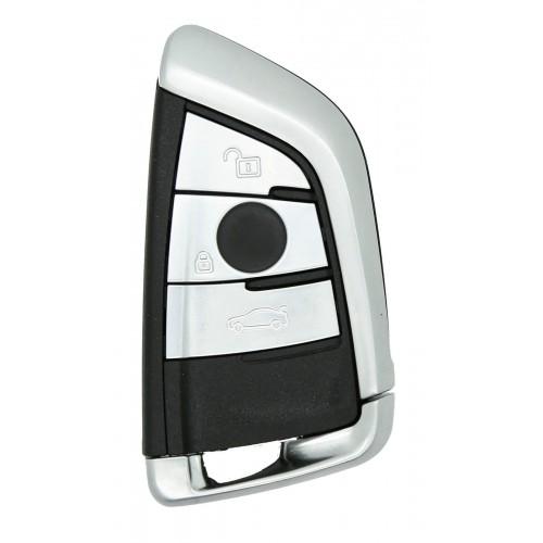 Bmw Car Key Cutting: BMW X5 F15 X6 F16 2 Button Remote Key FOB Shell Case