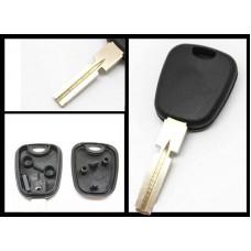 BMW 3 5 7 Z3 SERIES E36 E34 E38 E39 Transponder Key + blank blade HU58