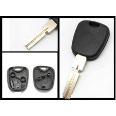 BMW 3 5 7 Z3 SERIES E36 E34 E38 E39 Transponder Key + blank blade HU58 + Chip ID44