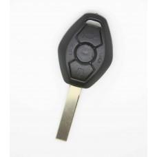 BMW E46 3 5 7 Z3 Remote Key Fob Case HU92 key blade