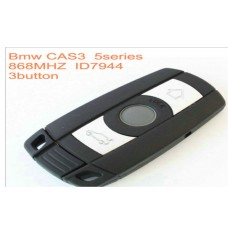 fits BMW 1,3,5 SERIES X5 X6 New REMOTE CONTROL 3 BUTTON KEY FOB 868mhz