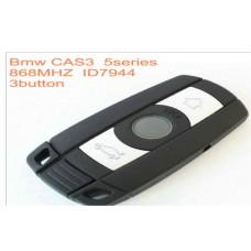 fits BMW 1,3,5 SERIES X5 X6 New REMOTE CONTROL 3 BUTTON KEY FOB 868mhz