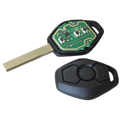 Bmw Z3 Key Fob: BMW E46 E39 3 5 7 Series Z3 3 BUTTON Remote Key FOB 433MHz