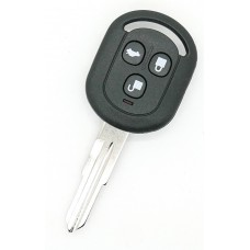 Daewoo CHEVROLET TACUMA MATIZ ETC 3 Button FOB Remote Key CASE Uncut Blade