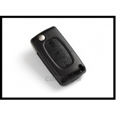 Citroen C2 C3 C4 C5 C6 C8 Xsara Picasso 3 Button KEY FOB REMOTE CASE