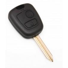 Citroen Berlingo Xsara Picasso FOB Remote Control 2 Button Key 433MHz + ID46