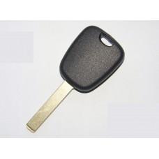 Citroen Transponder Key with blank blade VA2