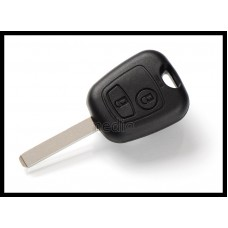 Citroen C1 C2 C3 C5 Xsara 2 Button Replacement Key Case