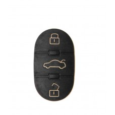 Audi Remote Key Fob Pad 3 Button Rubber A2 A3 A4 A6 TT