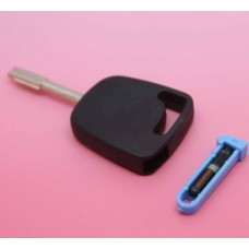 KEY FOB TIBBE BLADE TRANSPONDER KEY FOR FORD ESCORT FIESTA FOCUS MONDEO TRANSIT
