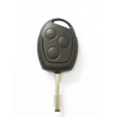 Ford Focus Mondeo Fiesta C-max 3 Button Remote Key Fob Case