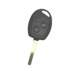 FORD Focus Mondeo Fiesta S-Max Kuga Galaxy 3 Button Remote Key FOB Case