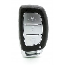 Hyundai i10 Tucson I30 iX25 iX35 elantra 3 Button Remote Smart Key Case