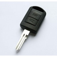 Vauxhall Opel Corsa Agila Meriva Combo 2 Button Remote Key FOB Shell