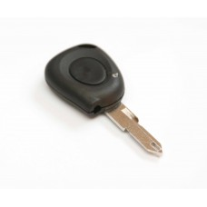 Renault Scenic 1 Button Remote key fob SHELL + BLANK BLADE