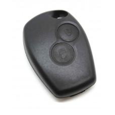 Renault Clio Megane Laguna Kangoo 2 button Remote Key FOB Case Shell