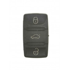VW SEAT SKODA 3 Button Rubber Pad Replacement
