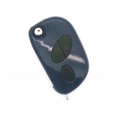 New MASERATI GRAN TURISMO QUATTROPORTE 3 Button Remote key FOB case blank blade