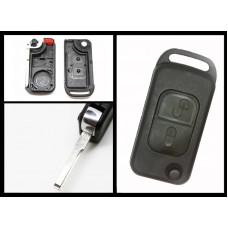 Mercedes Benz Key Fob case shell 2 buttons A Class MB