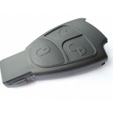 Mercedes Benz C ML E CLK B CLS S 3 Button Smart Remote Key Fob Case