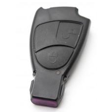 Mercedes Benz M S C E CLS CLK SLK 2 Button Remote Key FOB Shell