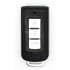Mitsubishi ASX Outlander Lancer 3 Button Remote Smart Key Case