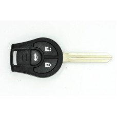 New Nissan 3 button Remote Key FOB 433MHz ID46 Chip