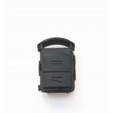 Vauxhall Opel Corsa Agila Meriva Combo 2 Button Remote Key Fob Case