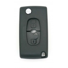 fits PEUGEOT 4007 ET 4008 Citroën C-Crosser C4 2 Button Remote Key case CE1731