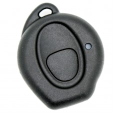 Replacement PEUGEOT 206 1 button Remote key fob case/shell