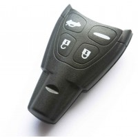 Saab 9-3 Smart Replacement Remote Key Case Shell FOB