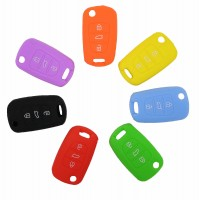 Kia Soul Picanto Ceed Pro Sportage etc. Silicone 3 button Key Fob Case Holder