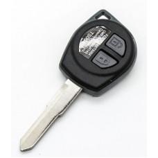 SUZUKI GRAND VITARA SWIFT XL7 SX4 2 Button remote key FOB 433Mhz ID46 chip