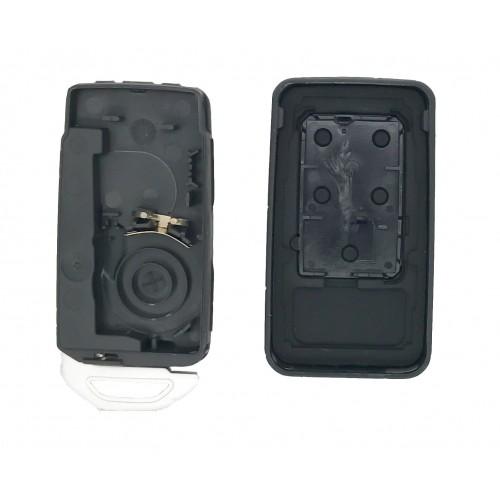 Volvo S60 S80 Xc60 Xc70 Xc90 Remote Key Fob 5 Button Key