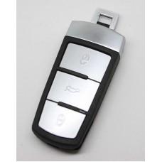 VW Passat Passat CC 3 Button Remote Key FOB replacement Case/Shell with blade