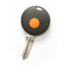 Smart Fortwo 1 Button Remote Key Fob Shell