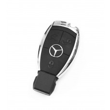 Mercedes Benz S SL ML SLK CLK E 3 Button Remote Key Fob Case