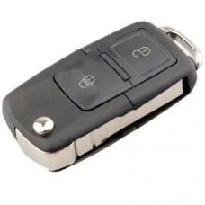 VW Skoda Seat 1J0 959 753 AG 2 Button Remote Key
