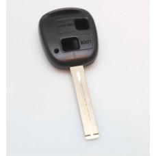 Lexus IS200 GS300 LS400 RX300 2 Button Remote Key Case