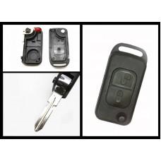 Mercedes Benz Key Fob 2 buttons A Class MB