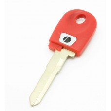 Motorcycle Uncut Blank Key for Ducati 749 848 999 1098 Red FKG
