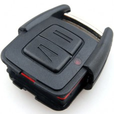 Vauxhall Opel Astra Vectra 2 Button Remote Key Fob Case