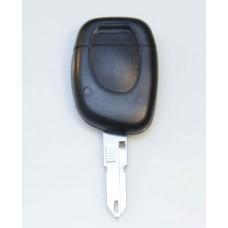 Renault Clio Kangoo Twingo 1 Button Remote Key 433 Mhz