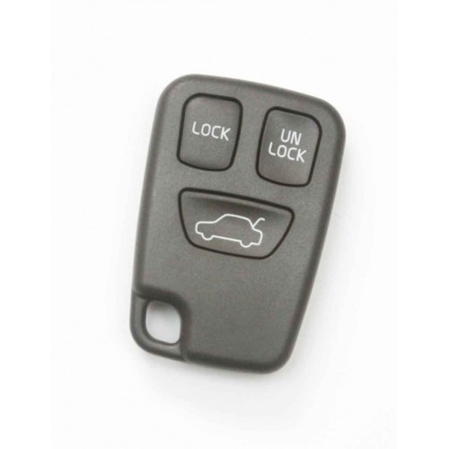 Volvo s40 v40 s70 c70 v70 replacement key fob case lost car key volvo s40 v40 s70 c70 v70 replacement spare remote key fob case shell publicscrutiny Image collections